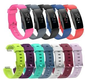 Replacement Band Secure Strap for Fitbit Inspire Wristband Metal Schnalle