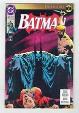 DC Comics Provenance US - Batman N°493 - Mai 1993 - Knightfall 3