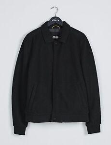 NWT Native Youth Wool Hekla Bomber Jacket RRP $220