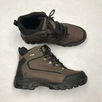 Wolverine Mens Spenser Hiking Trail Boots Brown Leather W05103 Lace Up 10 M