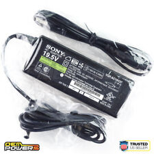Genuine SONY VAIO OEM VGP-AC19V37 19.5V 3.9A 76W Laptop AC Adapter Power Charger