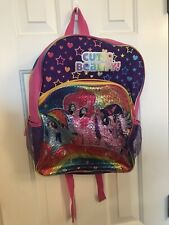 New listing My little pony backpack Sequined