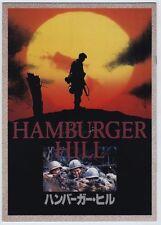 Hamburger Hill JAPAN PROGRAM John Irvin, Anthony Barrile, Michael Boatman