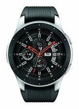 Samsung Galaxy Watch SM-R800 46mm Silver Case Classic Onyx Black - Bluetooth NEW