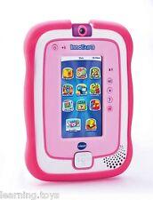 Vtech InnoTAB 3 Gel Skin Case - Pink + Free Screen Protector