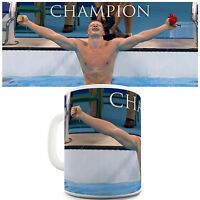 Twisted Envy Adam Peaty Champion Ceramic Tea Mug