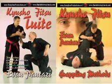 Kyushu Jiu Jitsu 2 Dvd Set E Panttaziis grappling joint locks ground techniques
