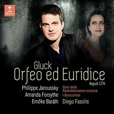 Philippe Jaroussky - Gluck: Orfeo Ed Euridice - Napoli 1774 (Deluxe) (NEW CD)
