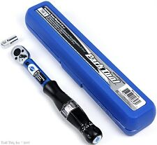 Park Tool TW-5 Click Type Ratcheting Torque Wrench 1/4-Inch Drive Bicycle Repair