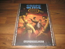 Space 1889 basic rule Book Hardcover NEW Boxed Clockwork Verlag 2014 German