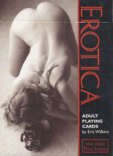 EROTICA PLAYING CARDS DECK, RUMMY - ORIGINAL PIATNIK #1105 - 55 cards, Piatnik