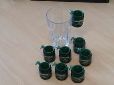 Jameson Glasses/Steins/Mug Collectable Shot Glasses