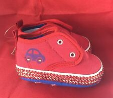 NEXT Canvas Baby Shoes