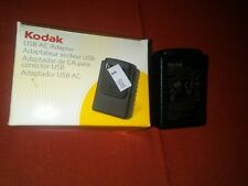 KODAK VINTAGE USB AC ADAPTER New IN BOX FOR KODAY EASY SHARE CAMERAS
