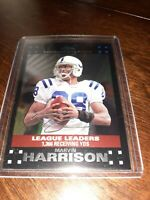 2007 Topps Chrome Refractors #TC98 Marvin Harrison INDIANAPOLIS COLTS