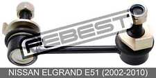 Rear Right Stabilizer Link For Nissan Elgrand E51 (2002-2010)