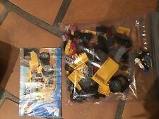 Lego City 4201 Bagger und Kipplaster