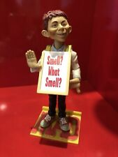 """MAD Alfred E. Neuman """"What Me Worry?"""" Action Figurine , 1996"""