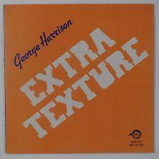 GEORGE HARRISON: Extra Texture SUPER RARE Taiwan Import HOLY HAWK Vinyl LP