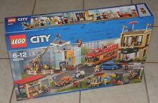 Lego City 60200 HAUPTSTADT Capital City - Hotel Häuser Autos Bus Minifiguren NEU