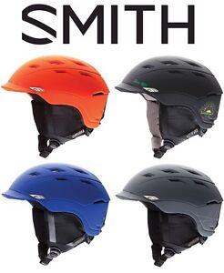 SMITH OPTICS VARIANCE SNOWBOARD / SKI / SNOW HELMET, ORANGE, M or L, BRAND NEW!