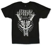 Avenged Sevenfold Lets Start The Killing Black T Shirt New Official Band Merch