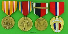 WWII Army Medals Pacific Theater - Philippines Liberation, Occupation Japan