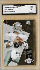 1993 Action Packed Rookie Update PROTOTYPE #RU1 Troy Aikman GMA NM 7 PROMO