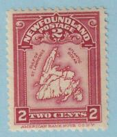NEWFOUNDLAND 86 MINT HINGED OG * NO FAULTS EXTRA FINE!