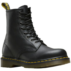 Dr.Martens Unisex Boots 1460 Lace-up Combat Ankle Leather