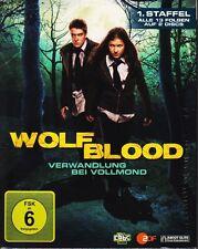 Wolfblood-Verwandlung bei Vollmond 1. Staffel  Bluray NEU