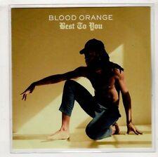 (HA628) Blood Orange, Best To You - 2016 DJ CD