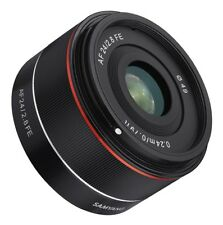 Samyang AF 24mm f2.8 Sony FE Fit Lens (Full Frame E-Mount)