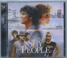 SHY PEOPLE Tangerine Dream CD Soundtrack LTD EDITION Expanded MINT + NEW!