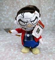 "12"" The Shining Jack Torrance Animated Talking Scary Halloween Plush Creepy NEW"