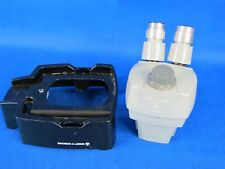 Bausch & Lomb 07x-3x Stereozoom Microscope Head with 31-26-84 Base