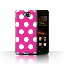 Étuis, housses et coques rose pour téléphone mobile et assistant personnel (PDA) Huawei à motifs