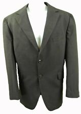 SMART CHARCOAL GREY TAILORED WOOL BLEND JACKET, DIMENSIONS SIZE 44R  MJ146
