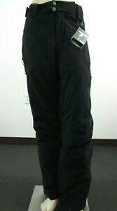 Mens Columbia Titanium Snow Rival OH Insulated Waterproof Snow Ski Pants - Black