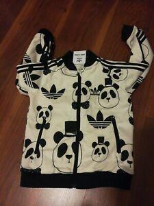 EUC Adidas x Mini Rodini Jacket Panda US 4-5 (S)