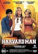 Harvard Man (DVD, 2003)  LIKE NEW ... R4