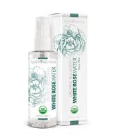 Alteya Organics 100% Pure  Organic Bulgarian White Rose Water Spray 100ml