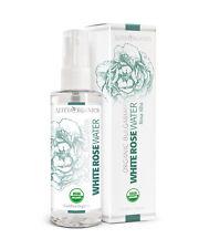 Alteya Organics 100% Puro Orgánico Blanco Rosa de Bulgaria Spray De Agua 100ml