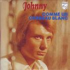 ☆ CD Single Johnny HALLYDAY Comme un corbeau blanc Toute la musique que j'aime N