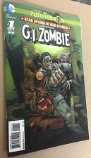 Star Spangled War Stories 1 2 3 4 5 Futures End 1 3D - DC Comics GI Zombie