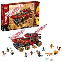 Lego Ninjago 70677 Wüstensegler Bauset epische Ninja Abenteuer