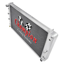 3 Row Super Champion Radiator for 1994 1995 1996 Chevrolet Impala V8 Engine