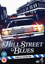 HILL STREET BLUES - SEASON 1 - DVD - REGION 2 UK