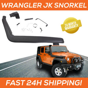 Snorkel / Schnorchel for Jeep JK Wrangler since 10.06 Raised Air Intake