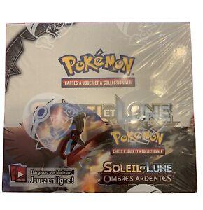 Display Pokemon Soleil Et Lune Ombres Ardentes NEUF SCELLÉ